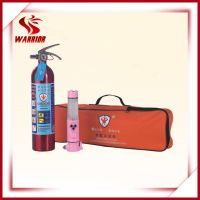 Car fire extinguisher fire emergency rescue set for car fire safety thumbnail image