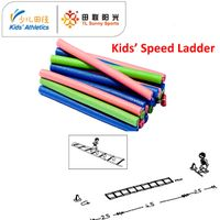 foam speed ladder for kids athletics
