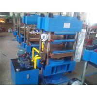 Vulcanized Rubber Products Machine / Plate Press Vulcanizer Machine/ Rubber machine Automatic Mold O