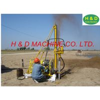HD-20C MAN PORTABLE DRILLING RIG