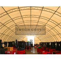 50ft(15.24m) wide Dome(Round) Structure Tent thumbnail image