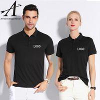 Hot selling Custom Summer Causal Short Sleeves Polo Shirt