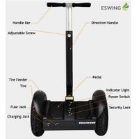 new products wholesale CE battery 2 wheels self balance electric scooter thumbnail image