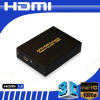 AV TO HDMI converter support up scaler 1080P