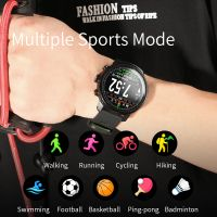 L5 Smart Watch Waterproof Men Bluetooth Android Wristband Call Reminder Heart Rate Pedometer thumbnail image