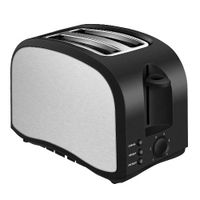 ST001 2-Slice Compact Exterior Toaster 1.5 inch Extra-Wide Slots thumbnail image