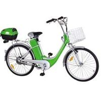 Electric bike,E-bike,E-bicycle,Steel fram e-bike,Lead-acid battery bike thumbnail image