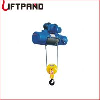 Hoist and crane electric wire rope winch machine thumbnail image