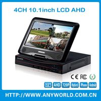 2015 safety equipment 10.1 inch AHD DVR for CCTV SYSTEM thumbnail image