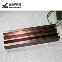 ss304 high quality stainless steel metal trim strip thumbnail image