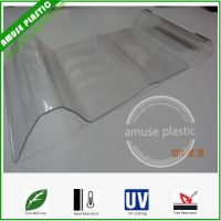 Policarbonato Sheet Hollow Solid PC Panels Corrugated Polycarbonate Roof Tiles Sheets thumbnail image