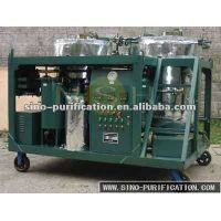 NSH GER used engine oil filtering plant