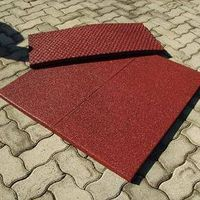 Recycled Rubber Safety Tile thumbnail image