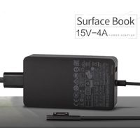 65W For Surface Book Charger 1706 Charging Adapter Tablet PC Charger