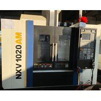 YCM NXV1020A CNC VERTICAL MACHINING CENTER