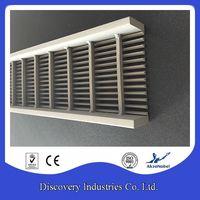 stainless steel linear shower drain&floor grate