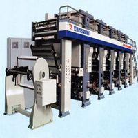 JYA-P51500B PC-controlled rolled-paper rotogravure printing press thumbnail image