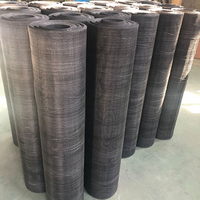 8 mesh Permeability resistance cr20ni80 nichrome mesh. Nichrome 2080 Ni/Cr 100 200 Micron Wire Mesh thumbnail image