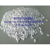 DMB-20100 type Halogen-free Flame Retardant Masterbatch for PP, PE or EVA