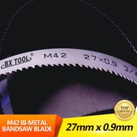 Metal cutting M42 bimetal band saw blades