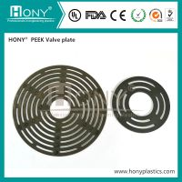 Long Life Use Wear Resistant CNG Compressor PEEK Valve Plate thumbnail image