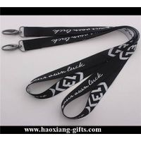 Customized sublimation Logo 20*900mm Promotion Polyester Neck Lanyard