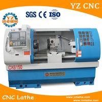 CNC horizontal lathe machine CK6150