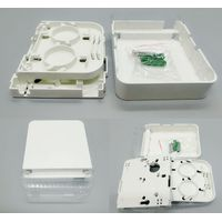 4 port sc ftth boxsc fiber patch panel ftth wall mount termination box thumbnail image