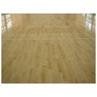 HARD MAPLE FLOORING