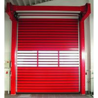 Metal Spiral Hard High Speed Door Roller Shutter Door