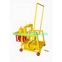 QMY2-45 Small movable hollow brick making machinery