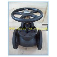 504-F (ANSI) Cast Iron Globe Valve thumbnail image
