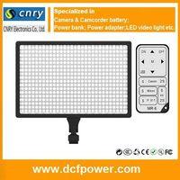 LED-540 portable led photography light 5600k with 540 leds
