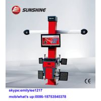 3D wheel alignment equipment SP-G7 thumbnail image