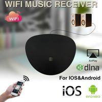Compare smart home wifi audio receiver and transmitter dlna airplay