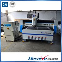 becarve high precision cnc router machine for mini letter