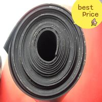 Factory produced High Quality neoprene rubber sheet  fabric