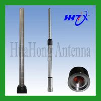 Wide band mobile antenna 200-300MHz