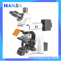 2019 Manufacture fluorescence microscope with good quality