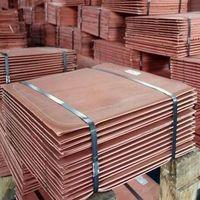 Copper Cathodes, Copper Plates, Copper Sheets, Copper Coils, Copper Foils.