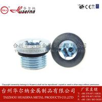 standard for gearboxes oil drain plug