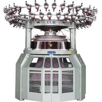 Runshan double jacquard circular knitting machine