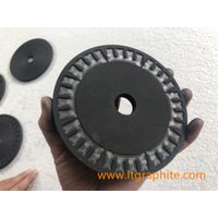 High-Purity Fine-Grain Graphite Mold for Diamond Circular Saw Blades thumbnail image
