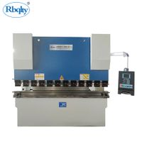 WC67K-125T /2500 Press brake machine