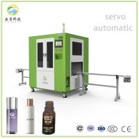 Automatic hot stamping machine for bottles thumbnail image
