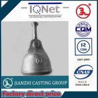Tongue & Clevis type Malleable Iron Disc Insulator caps thumbnail image
