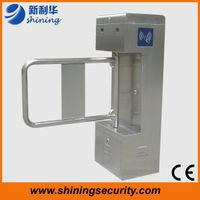 high quality factory price turnstile barrier swing gate
