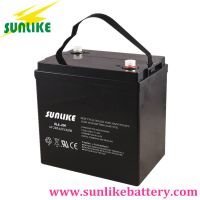 6V200ah Rechargeable Deep Cycle Solar Battery for Power Station