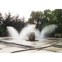 Dry Deck Music Dancing Water Fountains For Outdoors Floor Water Fountain In Potala Palace square