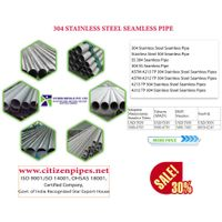 304 stainless steel Seamless Pipe thumbnail image